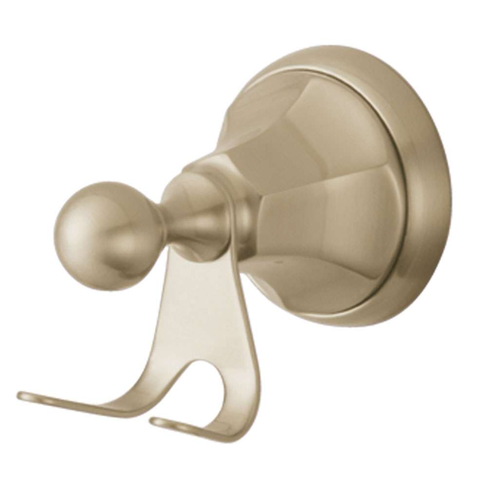 Metropolitan Satin Nickel Robe Hook