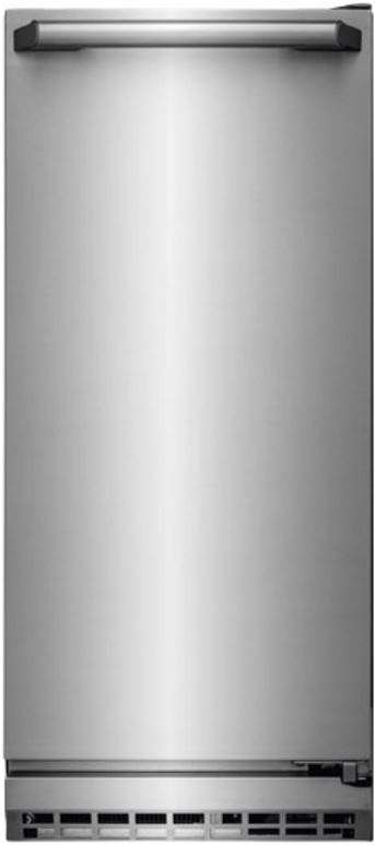 """15"""" Stainless Steel Undercounter Ice Maker"""