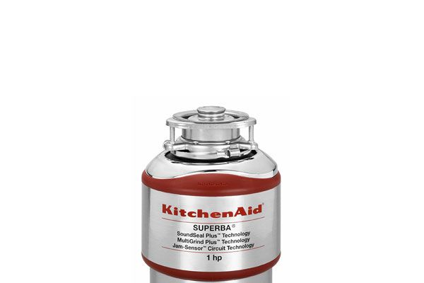 Kitchenaid Electra Garbage Disposal Jammed Kitchenaid