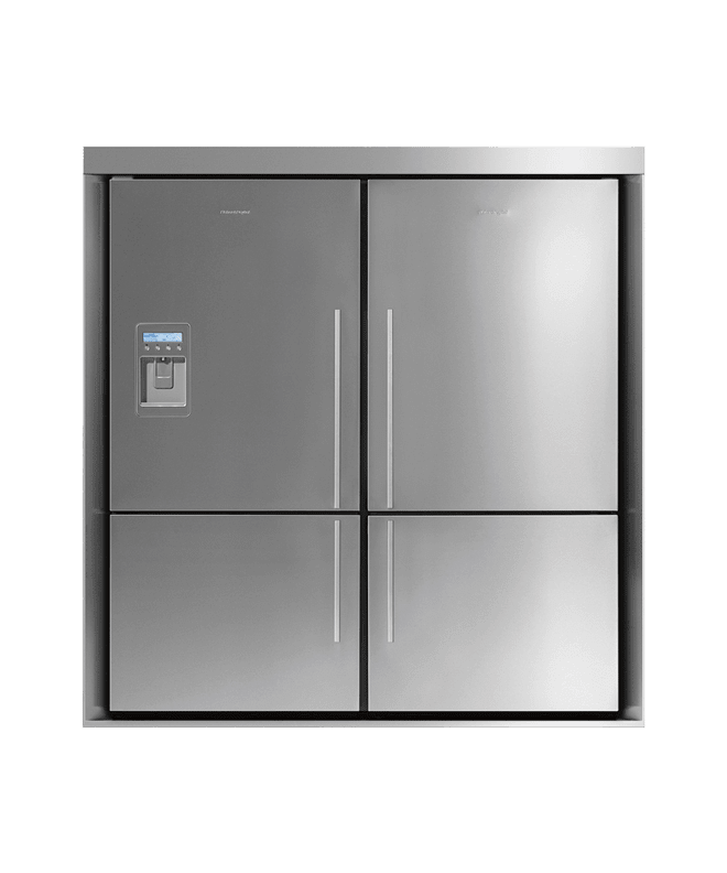 Fisher Paykel 24477 Stainless Steel Surround Kit French Door Ap