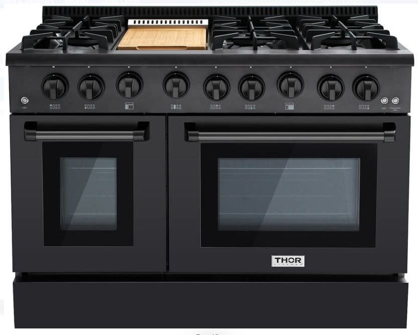 Thor Kitchen Hrg4808bs