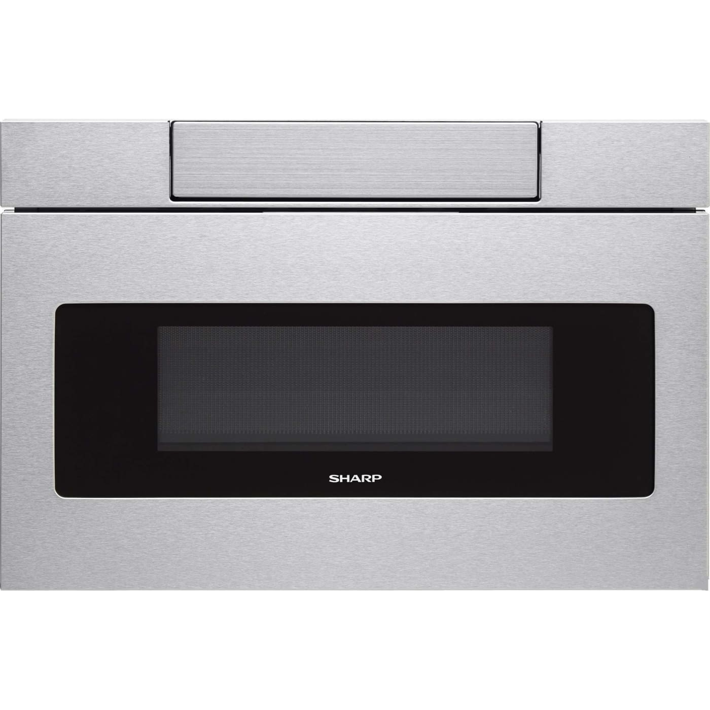 in cu common drawer sharp actual stainless microwave steel shop inch ft pd