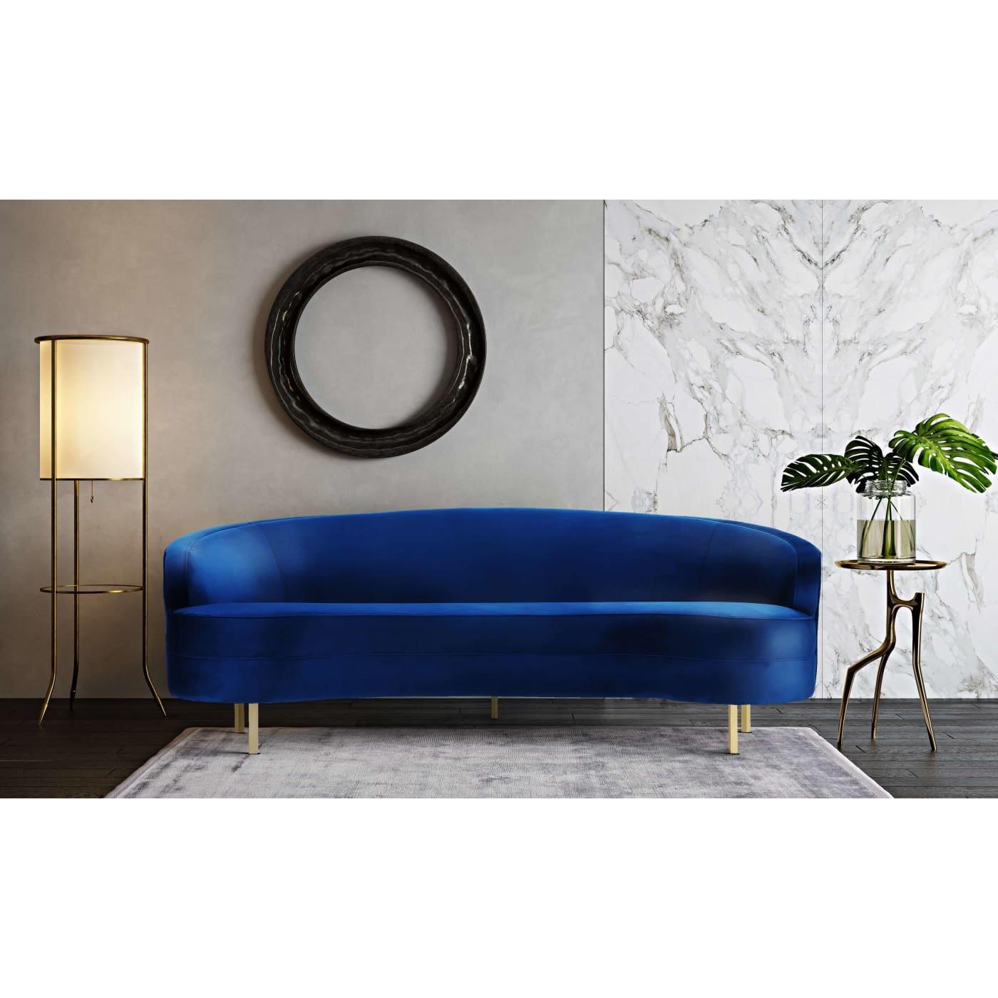 cupboard kennedy velvet sofa furniture pinterest pin tov products
