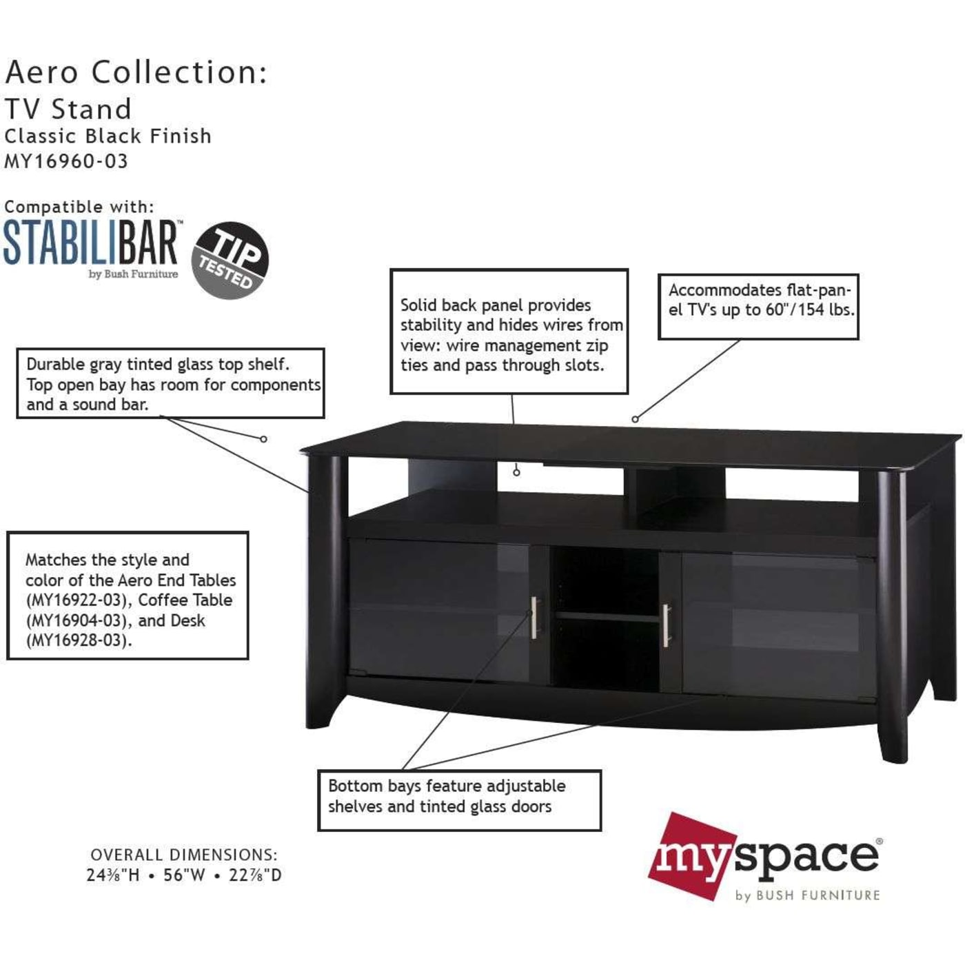 Please See Specifications For Detailed Information Furniture Colors May Vary Based On Computer Monitor And Room Lighting