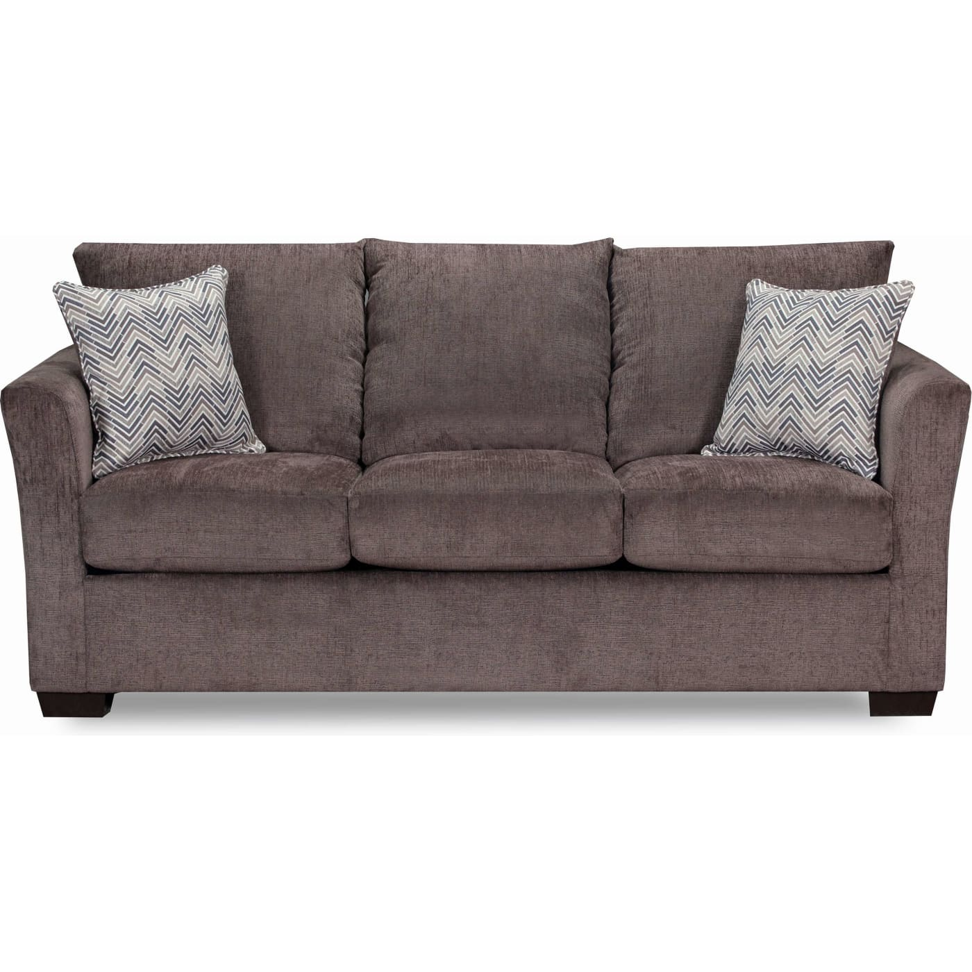 Elan Coffee Queen Sleeper Sofa. Simmons 4206 04Q Elan Coffee ...