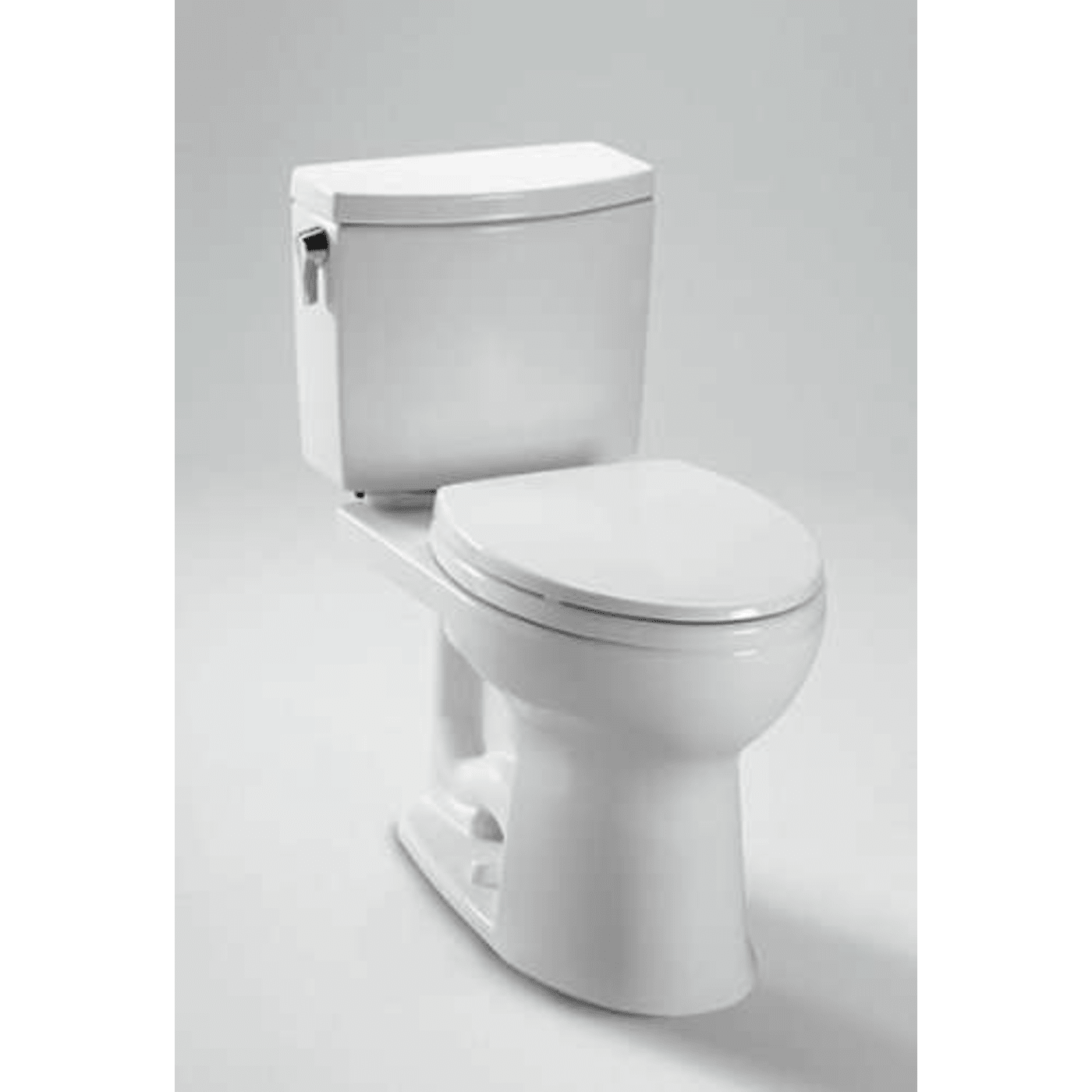 Toto Drake Toilet Bowl C454CUFG#01 Cotton White - Goedekers.com