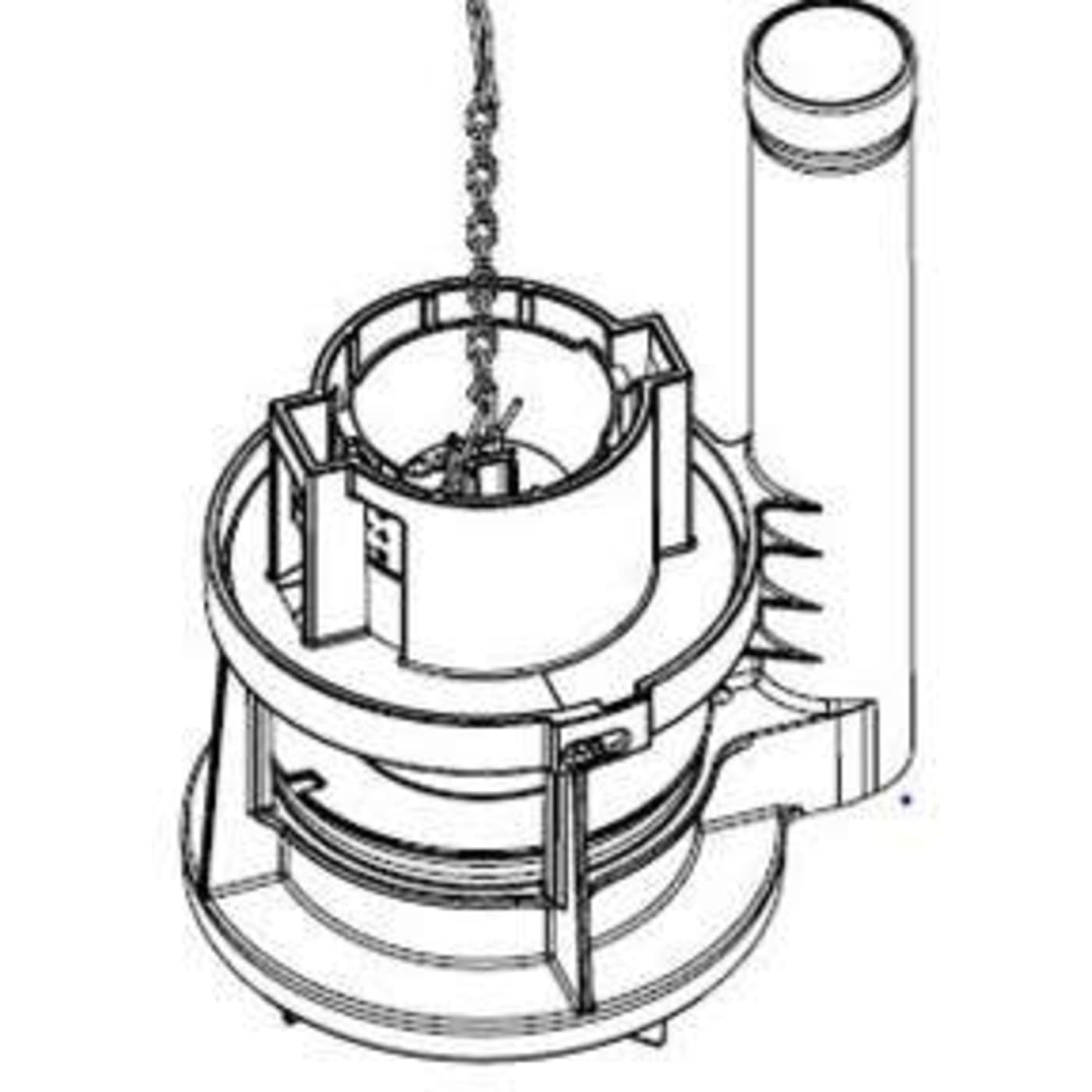 toto toto thu451 10a a drain valve assembly goedekers com