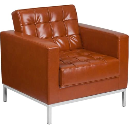 Admirable Leather Accent Chairs Goedekers Page 3 Ibusinesslaw Wood Chair Design Ideas Ibusinesslaworg