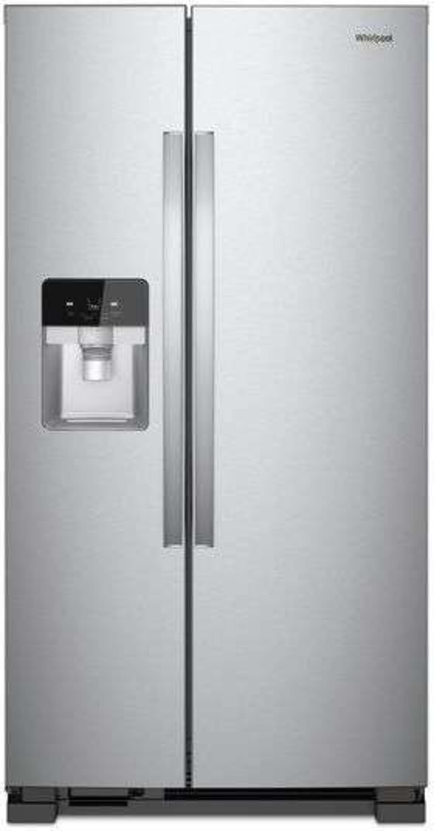 Wrs321sdhz By Whirlpool Side By Side Refrigerators