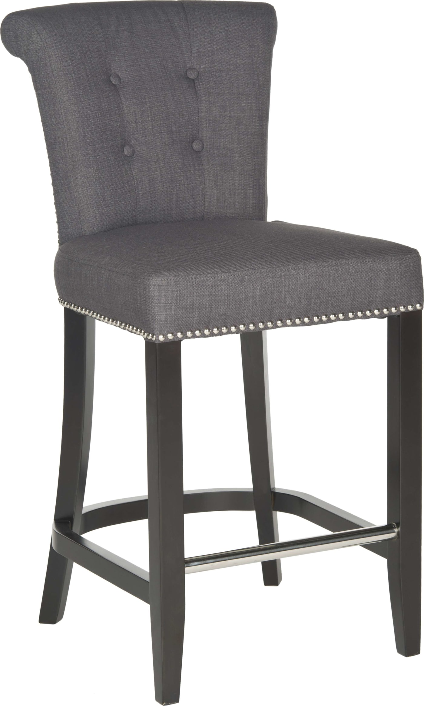 Safavieh Addo Ring Charcoal Counter Stool Amp Reviews