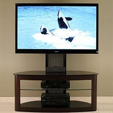 TV Stands With Panel Mounts
