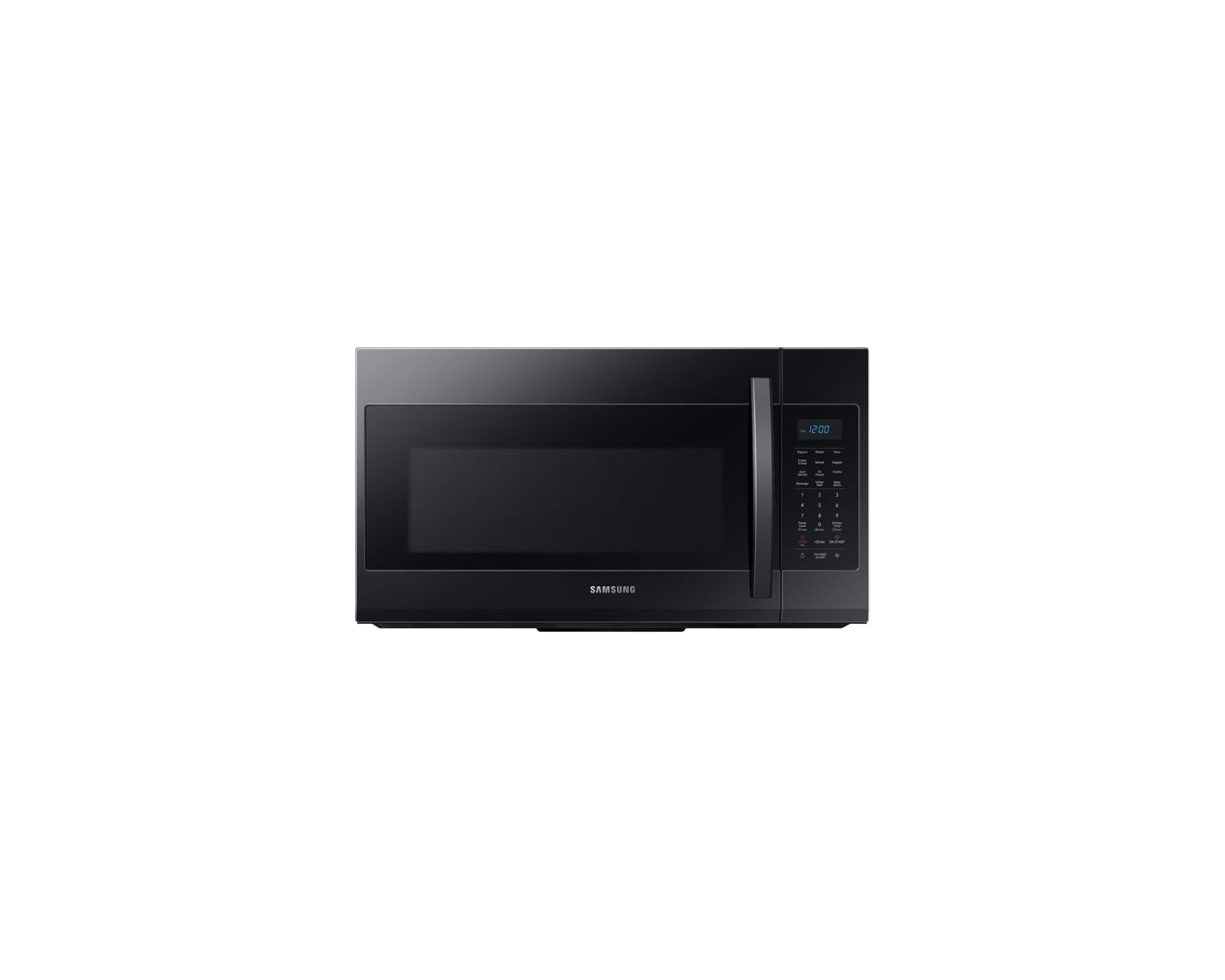 ghdonat.com Kitchen & Dining Over-the-Range Microwave Ovens Black ...