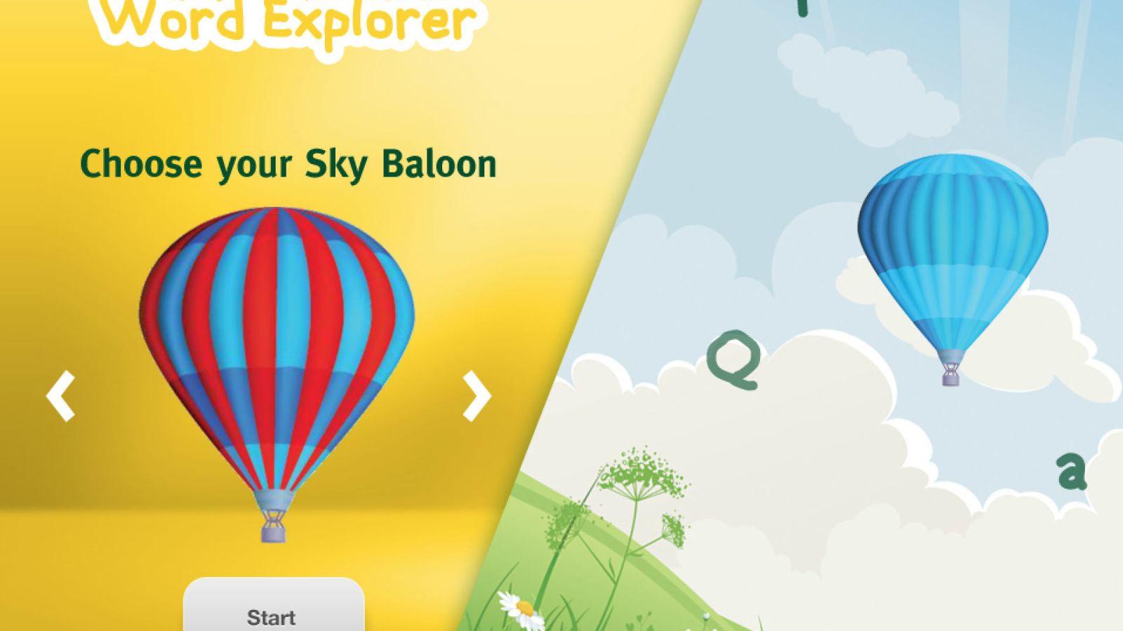 Word Explorer Game
