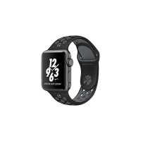 Apple Watch Nike+ Series 2 38mm Black Sport Band
