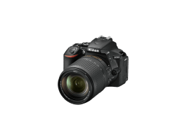 Nikon Camera with Lens D5600 AF-S DX 18-140mm f/3.5-5.6