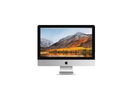 "Apple iMac 21.5"" Retina 4K (Early 2019) - English (QWERTY)"