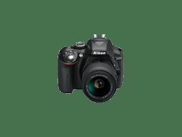 Nikon D5300 Kit + AF-P 18-55mm VR lens