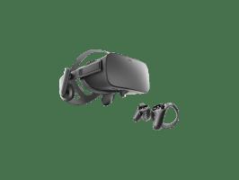 Oculus Rift + Touch Controller Bundle (1 Sensor)