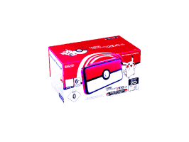 New Nintendo 2DS XL Limited Pokéball Edition