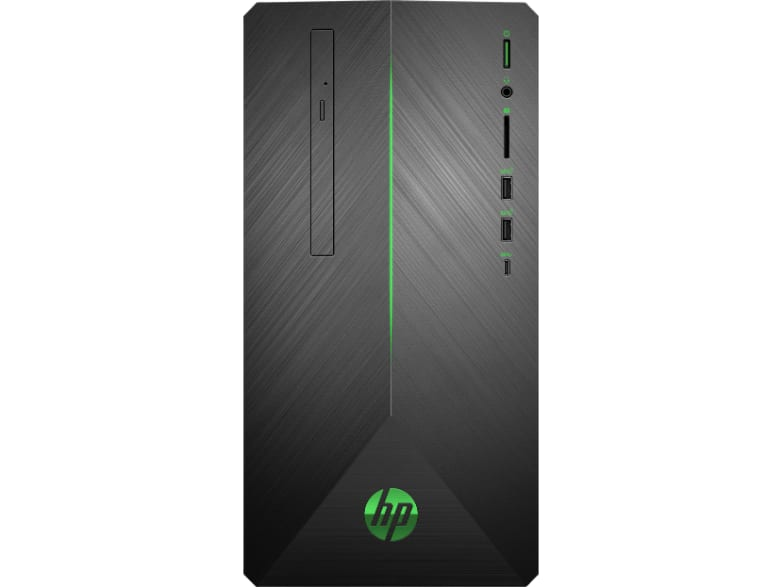 Black HP Desktop Pavilion 690 (0016NG).1