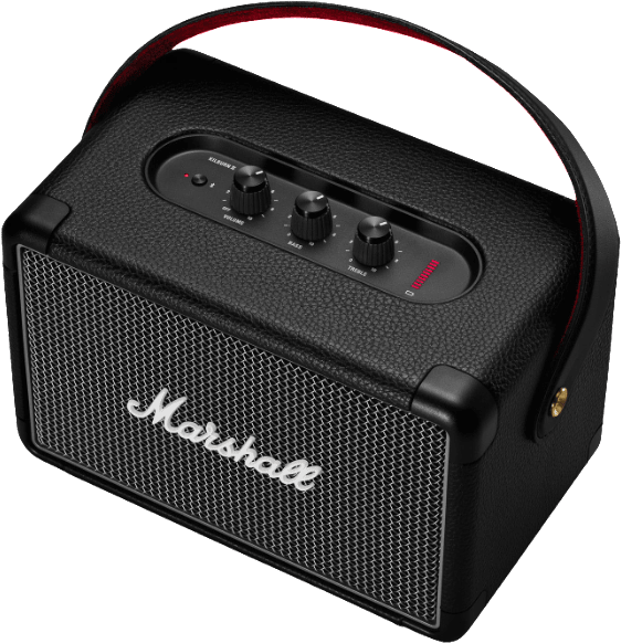 Black Marshall Kilburn II Bluetooth Speaker.2
