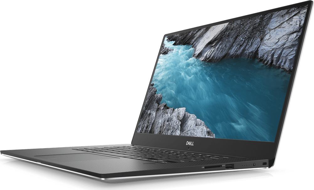 Silver Dell XPS 15 9570 Touch.1