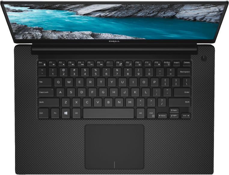 Silver Dell XPS 15 9570 Touch.3