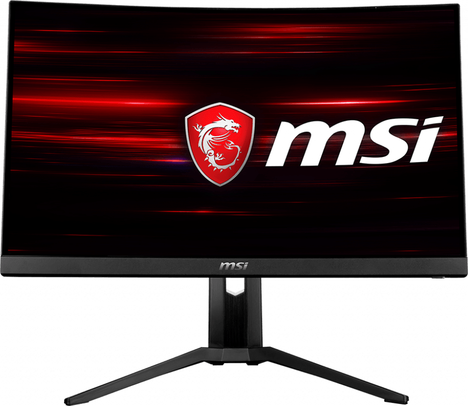 "Black MSI 27"" - MAG271CR-030.1"