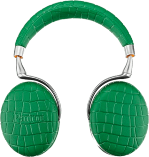 Green Parrot ZIK 3 by Philippe Starck.1