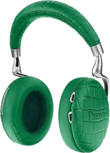 Green Parrot ZIK 3 by Philippe Starck.2