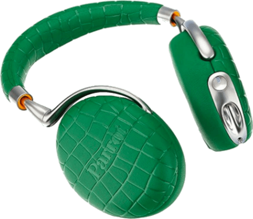 Green Parrot ZIK 3 by Philippe Starck.5