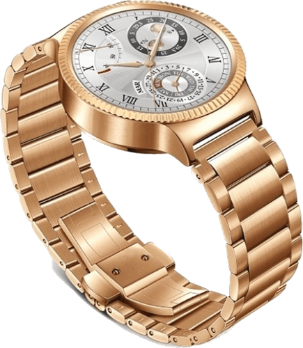 Gold Huawei Watch Classic, 38mm .2