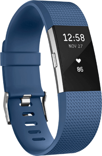 Blue Large Fitbit Charge 2.1