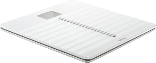 White Withings Waage Body Cardio WBS04.1