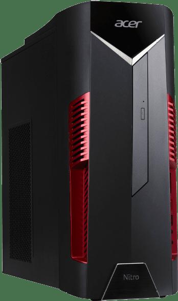 Black Acer Nitro 50 (N50-600).2