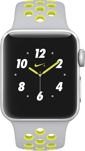 Apple Watch Nike+ Series 1, 38mm.1