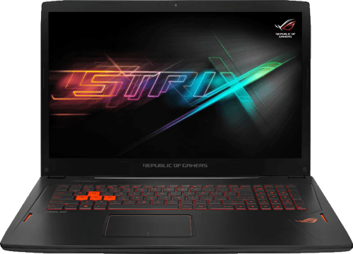Black Asus ROG Strix (GL702VS-BA206T).1