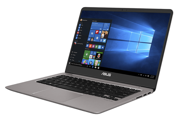 Black Asus Laptop (UX3410UA-GV639T).3