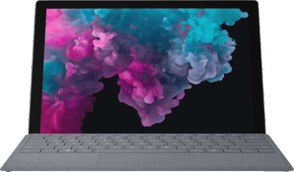 Platin Grey Microsoft Surface Pro 6.1