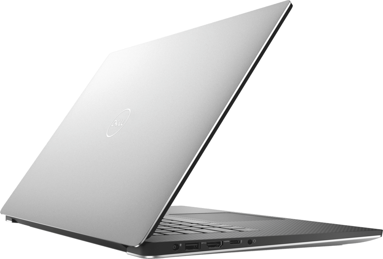 Silver Dell XPS 15 9570.3
