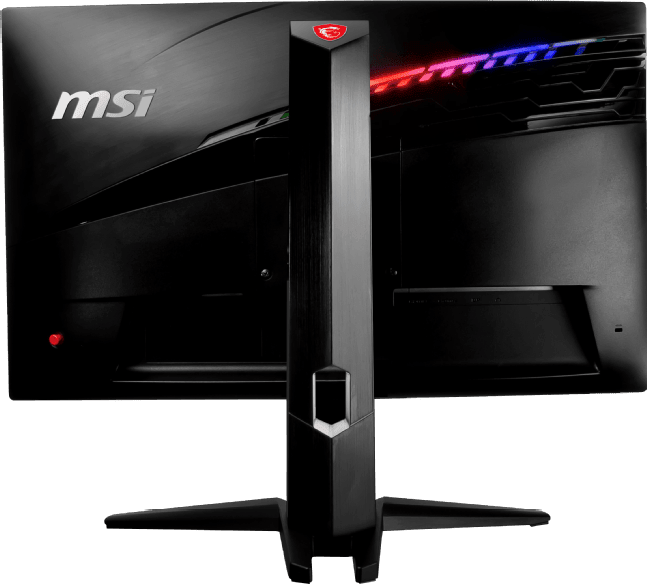 "Black MSI 27"" - MAG271CR-030.3"