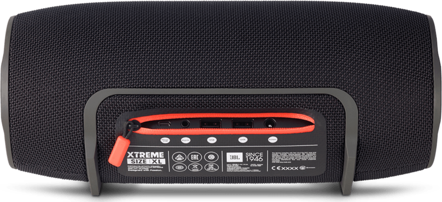Black JBL Xtreme Bluetooth Speaker.2