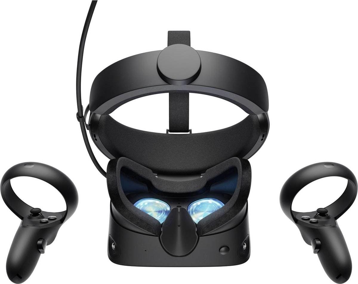 Black Oculus Rift S VR.3