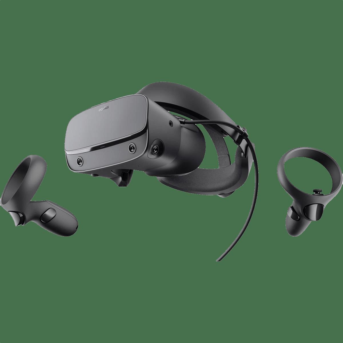 Black Oculus Rift S VR.1