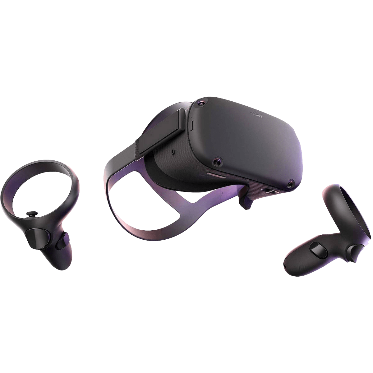 Black Oculus Quest VR 128GB.2