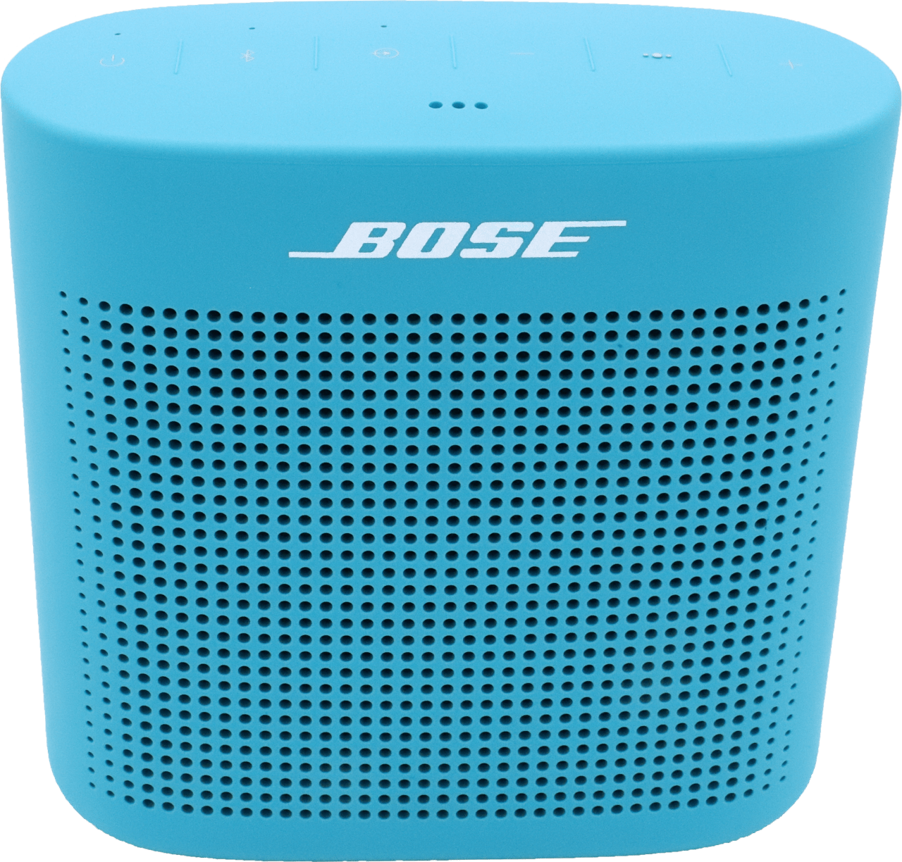 Blau BOSE SOUNDLINK COLOR II Bluetooth-Lautsprecher.2