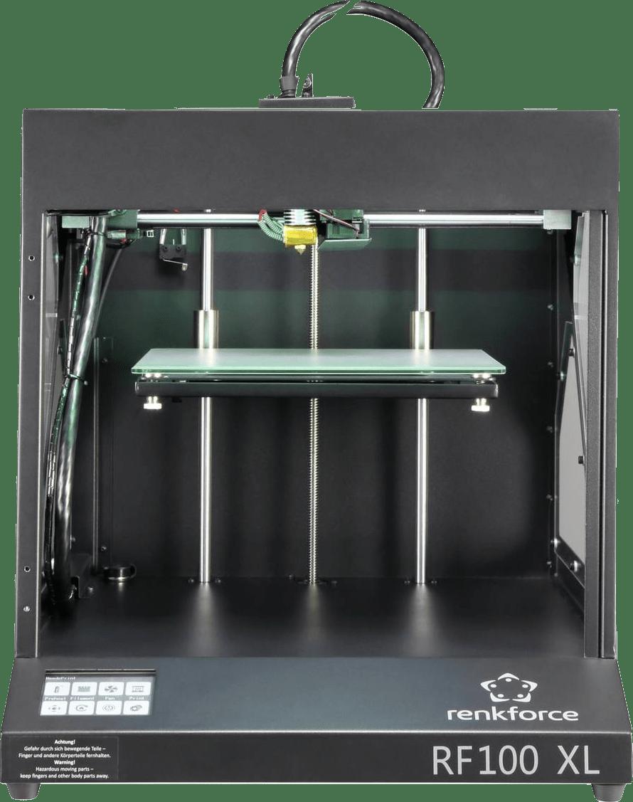 Schwarz Renkforce RF100 XL V2.1