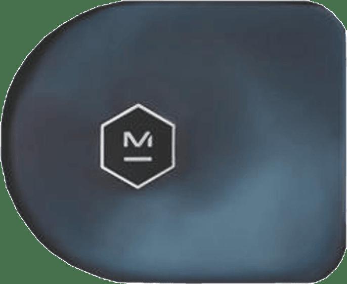 Steel Blue Master & Dynamic MWO7 In-ear True wireless headphones.3