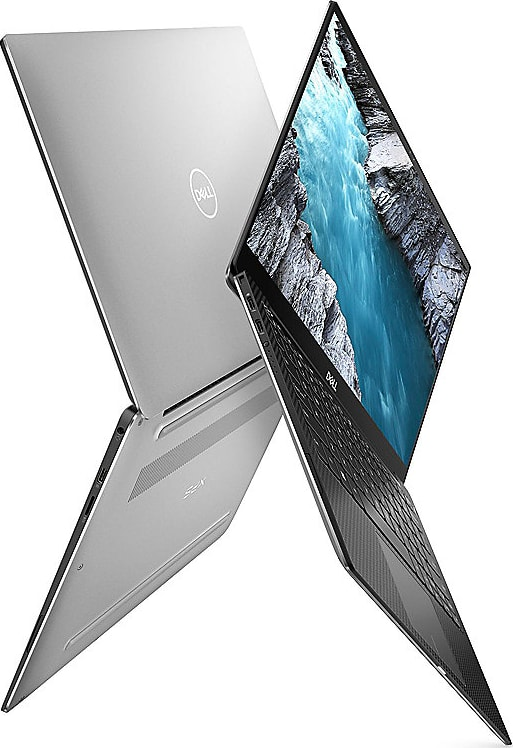 Silver Dell XPS 13 9380.3