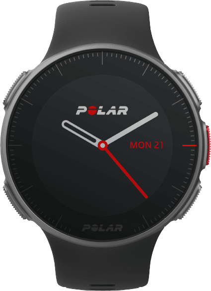 Black Polar Vantage V HR.2
